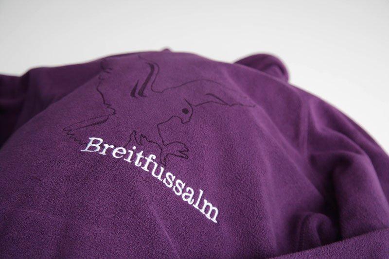 Michel Textil :: Breitfussalm Saalbach Kombination Stick und Laser